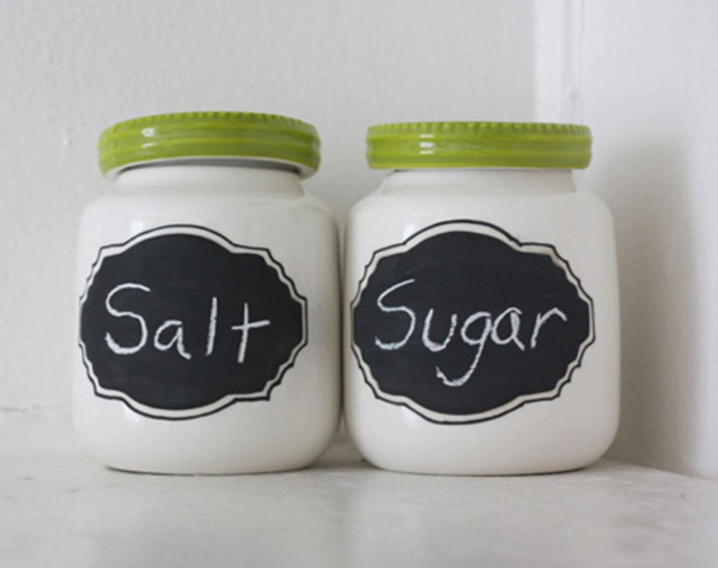 airbnb basic ingredients salt sugar